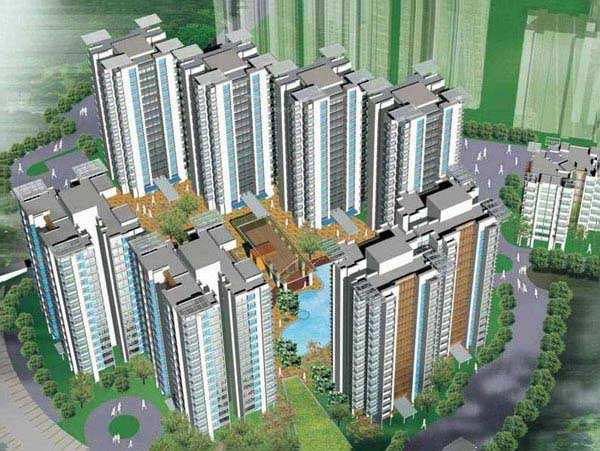 2 BHK Flats & Apartments for Sale in Thane West, Thane - 1005 Sq.ft.