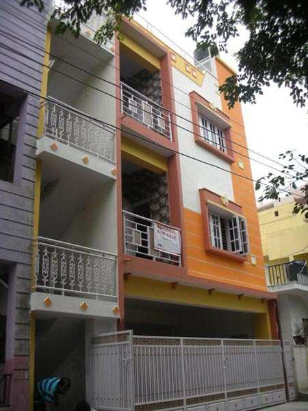 6 BHK Bungalows / Villas for Sale in ISRO Layout, Bangalore South - 3200 Sq.ft.