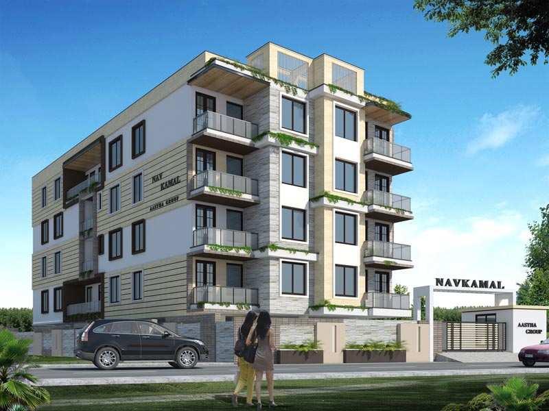 3 BHK Flats & Apartments for Sale in Gopal Bari, Jaipur - 800 Sq. Yards