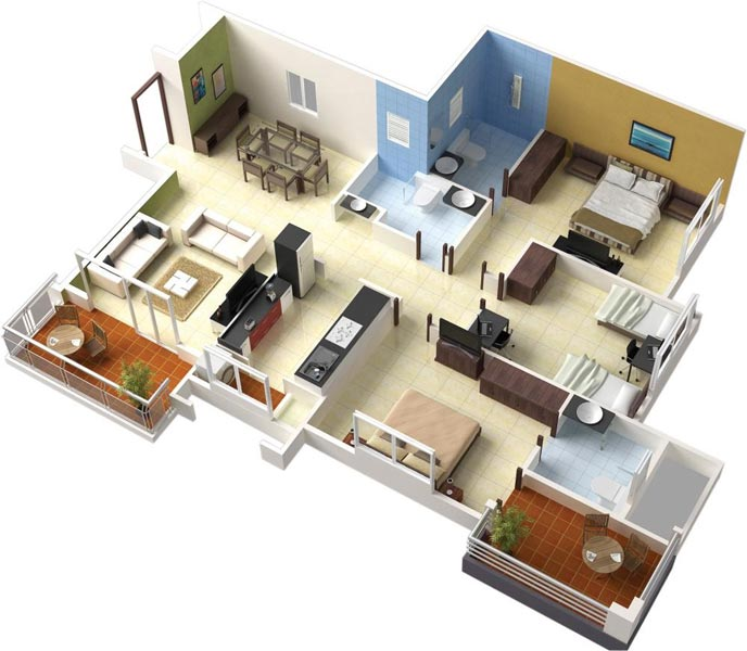 1400 Sq. Feet Builder Floor for Sale in Jagatpura, Jaipur - 1400 Sq.ft.