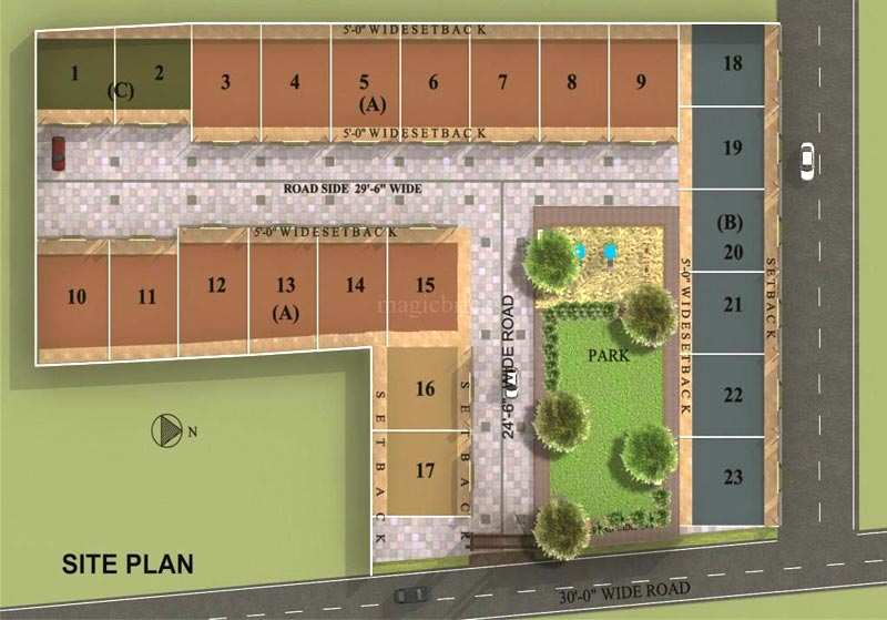 968 Sq.ft. Residential Apartment for Sale in Sulem Sarai, Allahabad