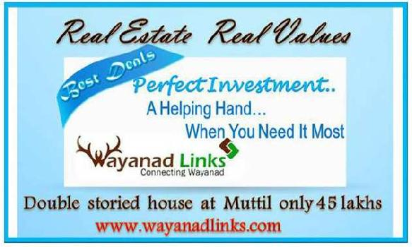 4356 Sq.ft. Farm Land for Sale in Kenichira, Wayanad