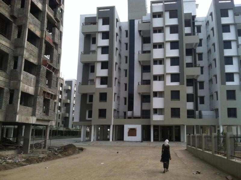 2 BHK Builder Floor for Sale in Wardha Road, Nagpur - 925 Sq.ft.