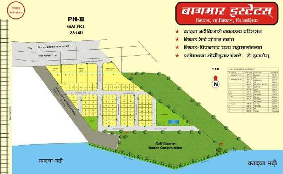 45000 Sq.ft. Residential Apartment for Sale in Niphad, Nashik