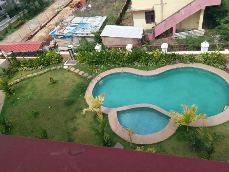 1 BHK Serviced Apartments for Rent in Varca, Goa - 55 Sq. Meter
