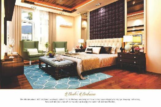 4 BHK 2224 Sq.ft. Residential Apartment for Sale in Old Kalka Ambala Road, Zirakpur