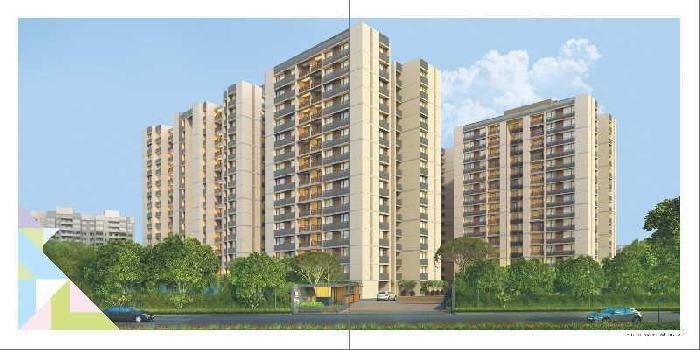 4 BHK 2415 Sq.ft. Residential Apartment for Sale in Vastrapur, Ahmedabad