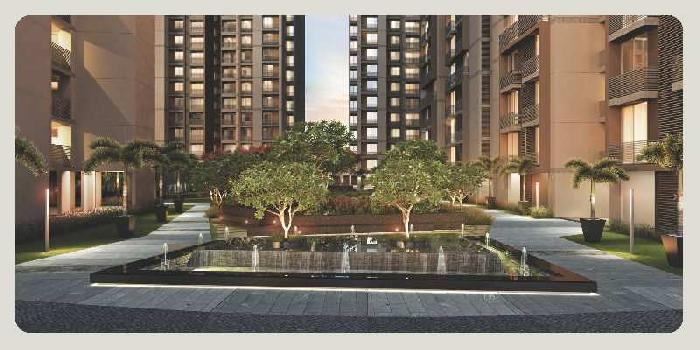 3 BHK 1725 Sq.ft. Residential Apartment for Sale in Bopal, Ahmedabad