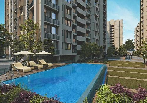 2 BHK 1251 Sq.ft. Residential Apartment for Sale in Vastrapur, Ahmedabad