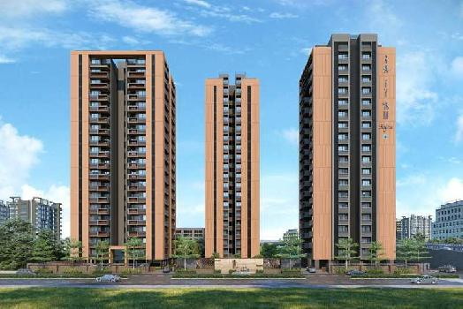 3 BHK 1672 Sq.ft. Residential Apartment for Sale in Naranpura, Ahmedabad