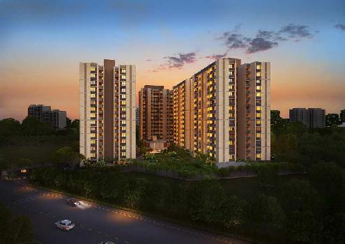 3 BHK 1034 Sq.ft. Residential Apartment for Sale in Vastrapur, Ahmedabad