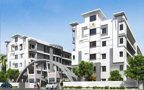 4 Bhk Flats & Apartments for Sale in Levelle Road, Bangalore Central - 4353 Sq.ft.