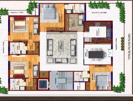 4 BHK Builder Floor for Sale in Sector 47, Gurgaon