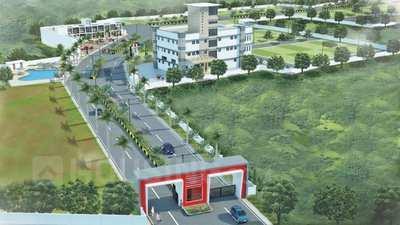 800 Sq.ft. Residential Plot for Sale in Amleshwar, Raipur