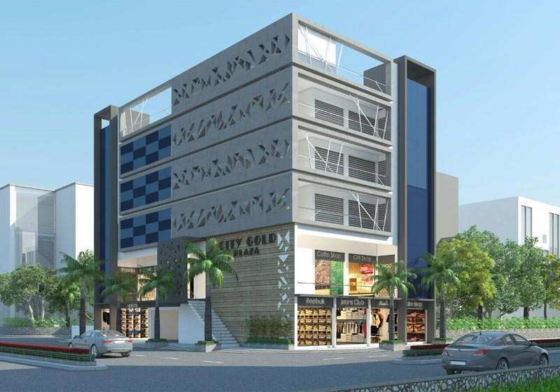 455 Sq. Feet Office Space for Rent in Astron, Rajkot - 455 Sq. Feet