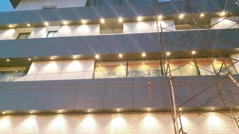 25000 Sq. Feet Office Space for Rent in Rajkot - 25000 Sq. Feet