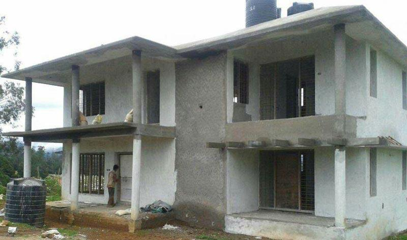 2 BHK Individual House for Sale in Ooty - 1160 Sq. Feet