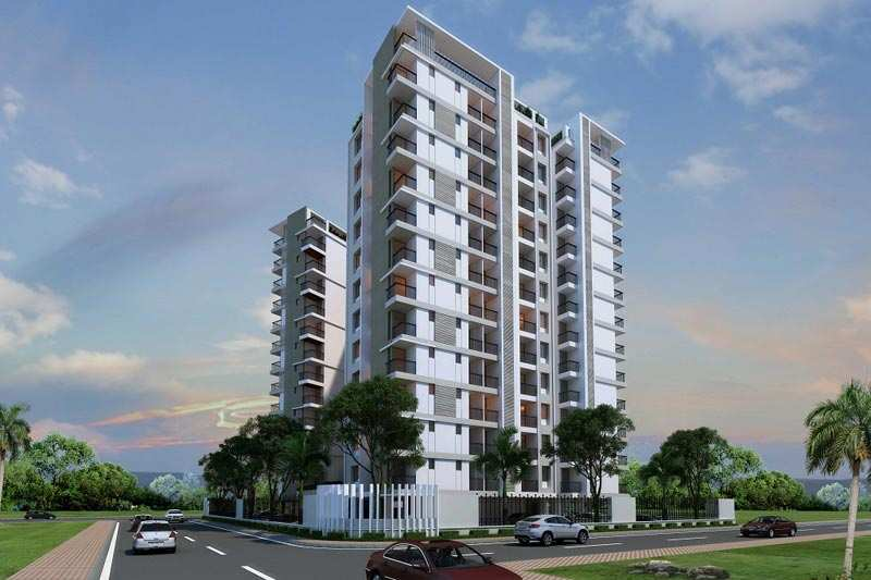 2 BHK Flats & Apartments for Sale in Vaishali Nagar, Jaipur - 3800 Sq. Yards