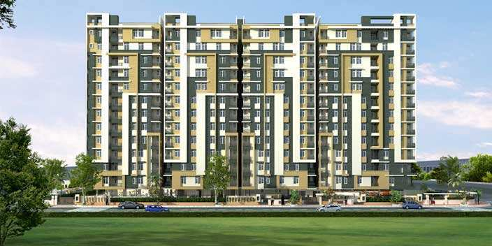 3 BHK 1995 Sq.ft. Residential Apartment for Sale in Gandhi Path, Jaipur