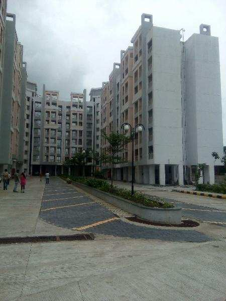 2 BHK Flats & Apartments for Sale in Ambarnath, Mumbai Around - 810 Sq. Feet
