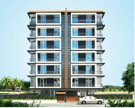 2 BHK 630 Sq.ft. Residential Apartment for Sale in Ujjain Road, Indore