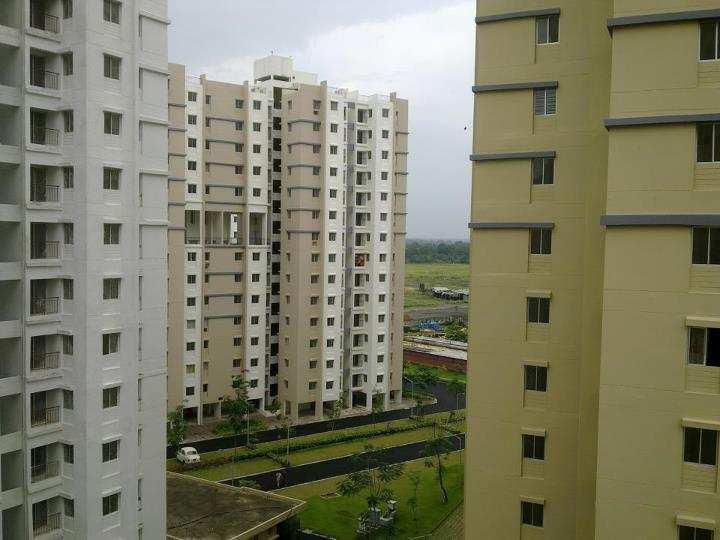 2 BHK Flats & Apartments for Rent in New Town, Kolkata - 450 Bigha