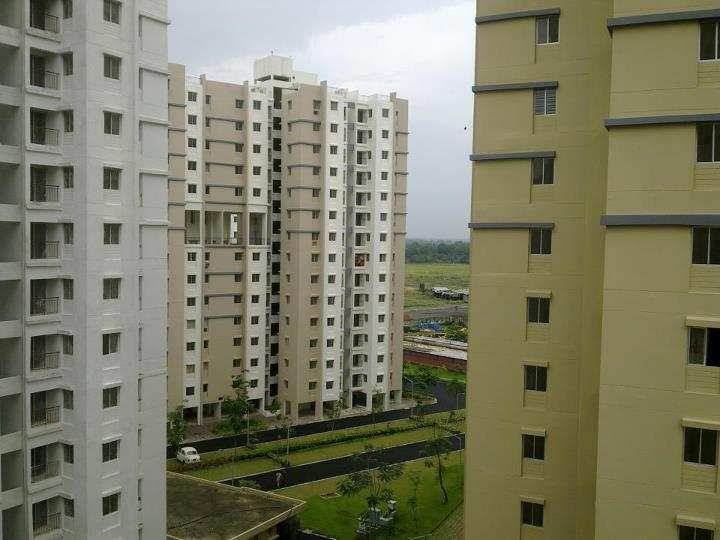 2 BHK Flats & Apartments for Rent in New Town, Kolkata - 450 Bigha