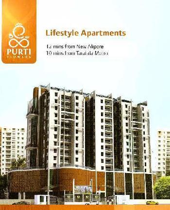 2 BHK 1321 Sq.ft. Residential Apartment for Sale in Maheshtala, Kolkata