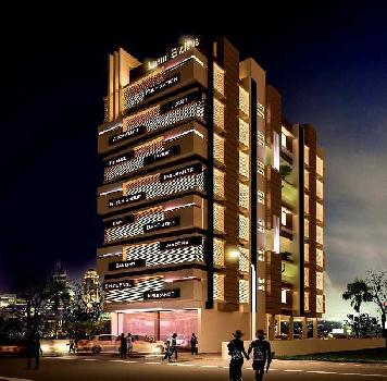 735 Sq.ft. Office Space for Sale in Pandit Colony, Nashik