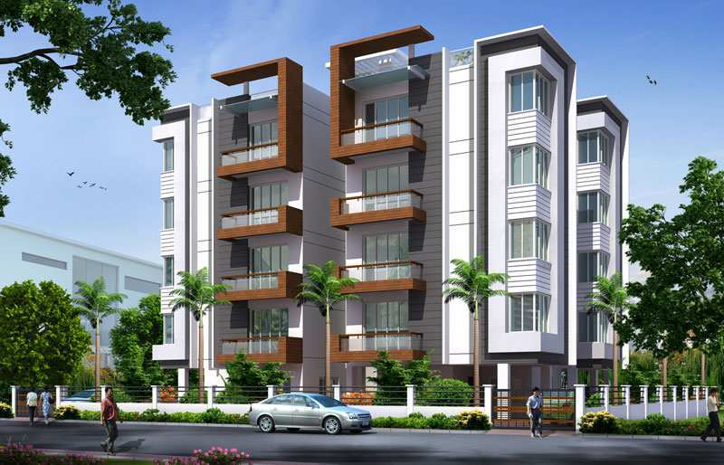 2 BHK Flats & Apartments for Sale in Ulwe, Navi Mumbai - 3000 Sq. Meter