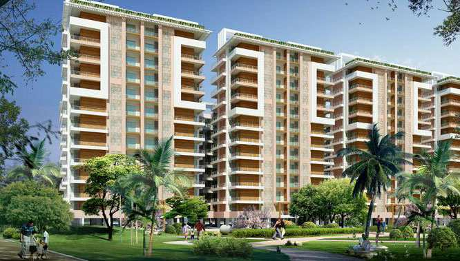 2 BHK Flats & Apartments for Sale in Ulwe, Navi Mumbai - 1030 Sq.ft.