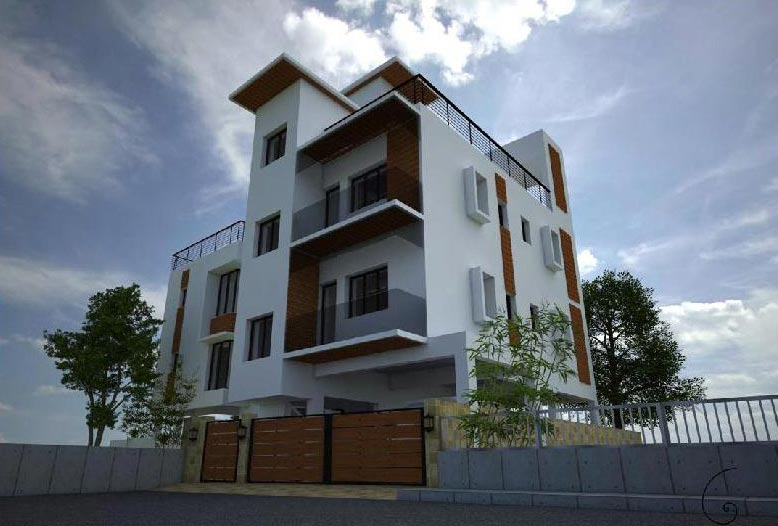6 BHK Individual House for Sale in Manapakkam, Chennai - 1872 Sq. Feet